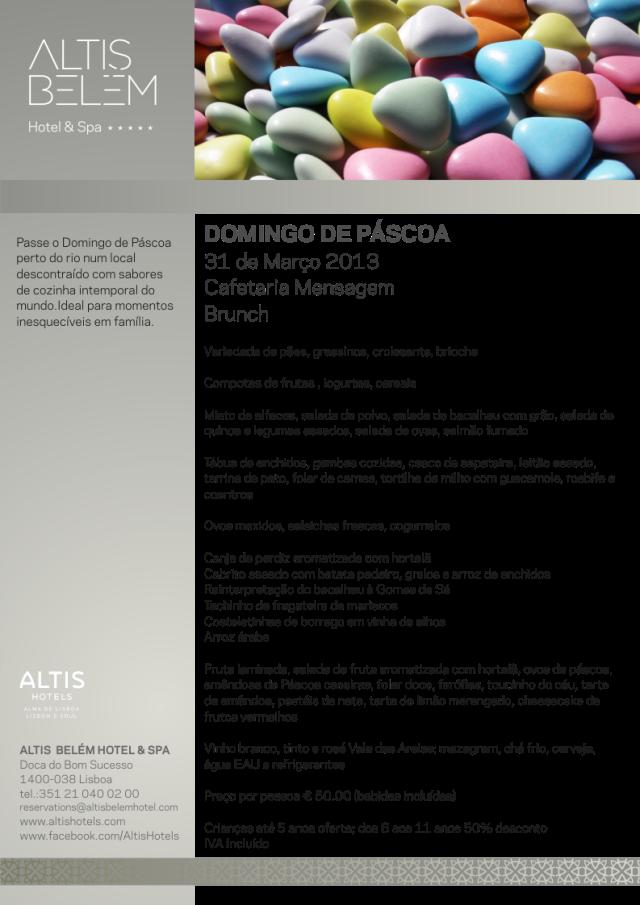 ALTIS BELÉM_MENU PASCOA2013_PT